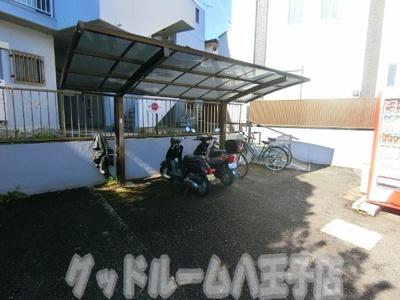 【その他共用部分】シャルム松山