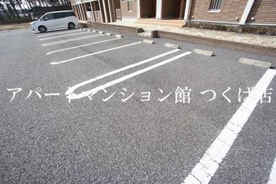 【駐車場】プエンテ エテルノⅡ