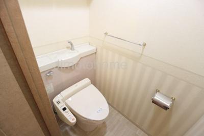【トイレ】セレッソコート中之島