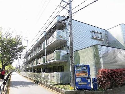 シャトー美堀台の外観写真