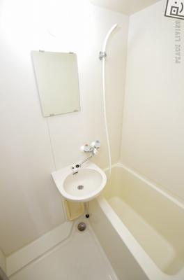 【浴室】ヒルサイドハイツ