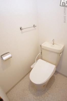 【トイレ】ヒルサイドハイツ