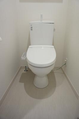 リブリ・東千葉のトイレ