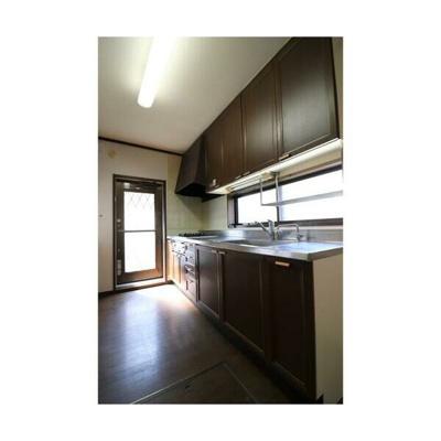 【キッチン】千葉市美浜区磯辺7丁目貸家