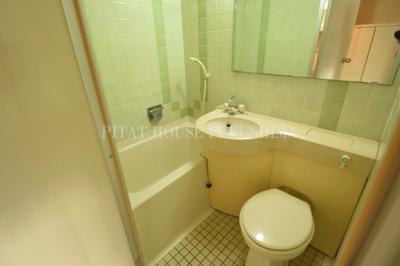 【浴室】リッチハイツパ-クサイド