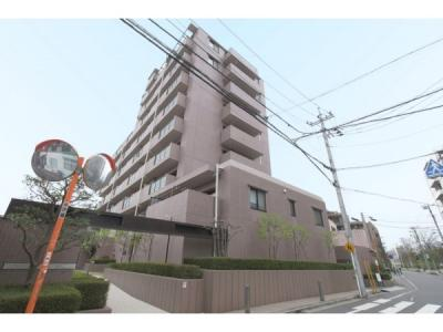 【外観】コスモ大島グランコート 7階 リフォーム済 1994年築