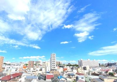 【展望】コスモ大島グランコート 7階 リフォーム済 1994年築