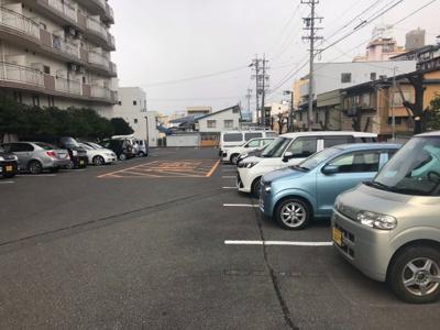 【駐車場】ダイアパレス志賀高原