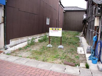 【外観】姫路市網干区新在家/売土地