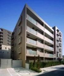 鉄筋コンクリート造のがっちりとした造り。