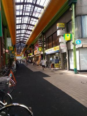 ミルパ商店街