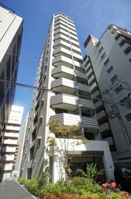 【外観】クリスタルグランツ新大阪