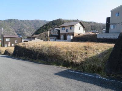 【外観】姫路市夢前町菅生澗/売土地