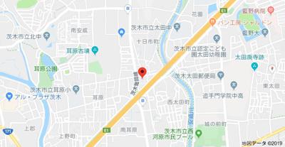 【地図】耳原3丁目戸建