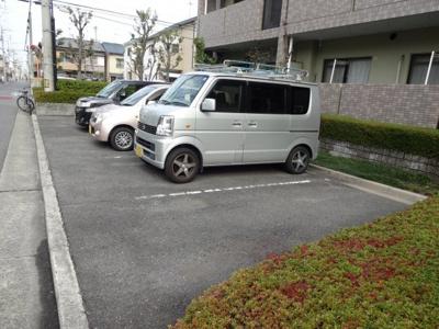 【駐車場】エオリアンハープ