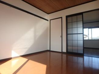 羽島 サンベルテ亀山 2DK 洋室