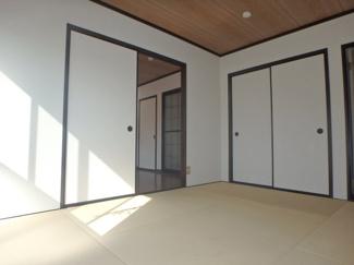 羽島 サンベルテ亀山 2DK 和室