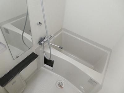 【浴室】プレサンス上町台筆ヶ崎NORTH
