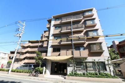 【現地写真】 鉄筋コンクリート造  7階建てマンション♪