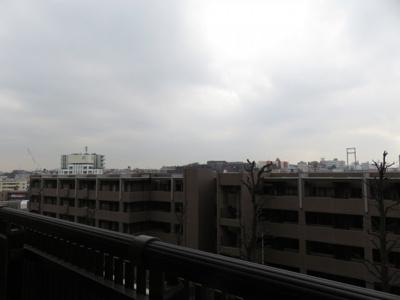 【展望】コスモ宮前平ヒルズ