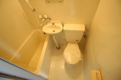 【浴室】サンハイツたかだ