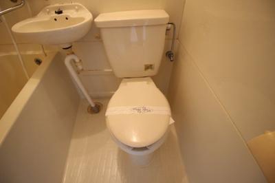 【トイレ】サンハイツたかだ