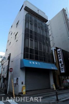 人気の富士見通り 角地