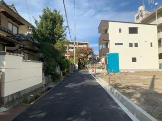 桜井駅へ向かう道のり