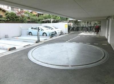 【駐車場】パークハウス中目黒