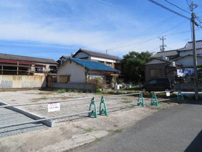 【外観】姫路市網干区余子浜/売土地