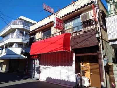【外観】駒川5丁目美容室跡店舗