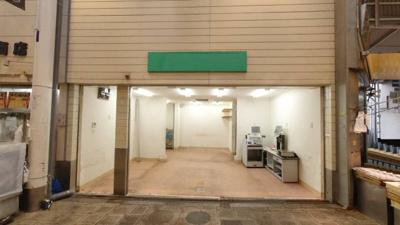 【外観】駒川4丁目青果跡店舗