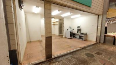 【展望】駒川4丁目青果跡店舗