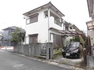 【外観】姫路市青山中古住宅
