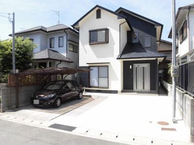 【外観】姫路市西今宿中古戸建て