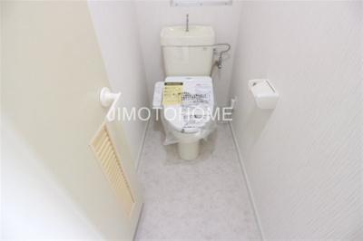 【トイレ】弁天第3コーポ