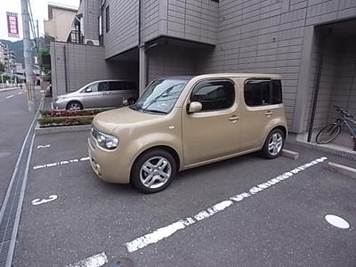 【駐車場】ディアコ-トソレイユ