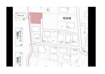 【地図】徳島市国府町和田字居内