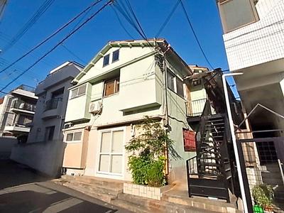 【外観】MASUDAアパートメント