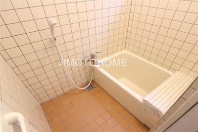 【浴室】岡田貸家