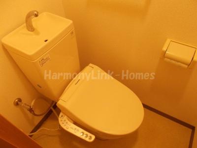 トウセン南大塚の落ち着いたトイレです☆