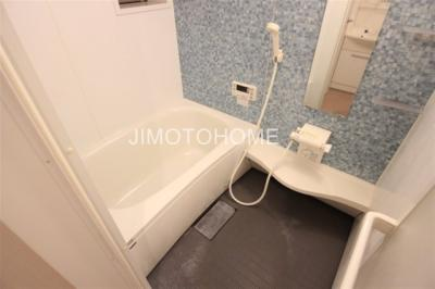【浴室】九条南1丁目貸家
