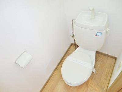 【トイレ】ビーライン日吉台 B