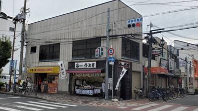 【外観】鷹合2丁目2階店舗