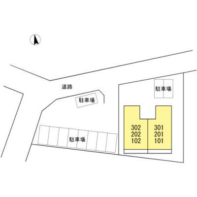 【区画図】サンベール