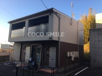 きれいな外観です 【COCO SMILE】