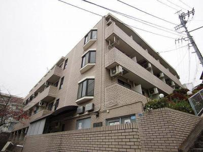 【外観】ペガサスマンション百合ヶ丘