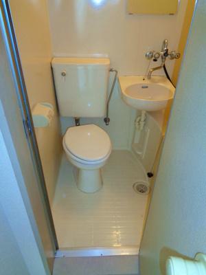 【トイレ】メゾン駒川