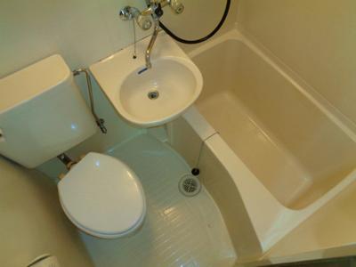 【浴室】メゾン駒川