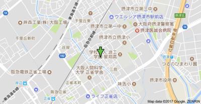 【地図】ファインスクエア
